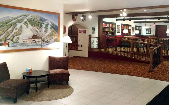 Main Lodge Lobby